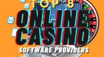 Top 8 Casino Software Providers for Online Games